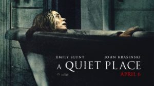 a quiet place horror movie