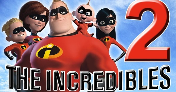 the Incredibles-2 movie