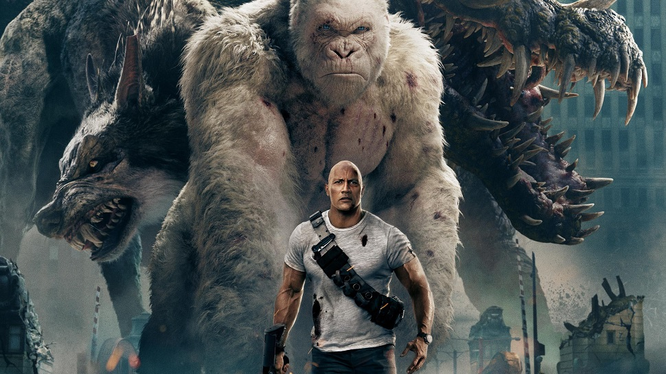 American Science Fiction Movie Rampage 2018 Review