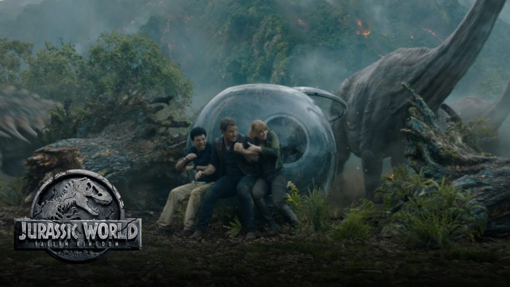 Jurrasic world movie