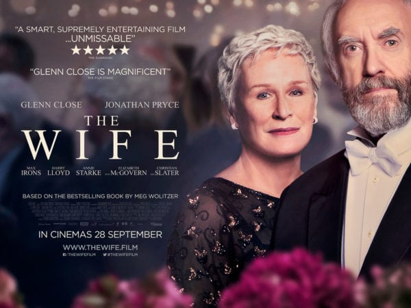 the wife movie review